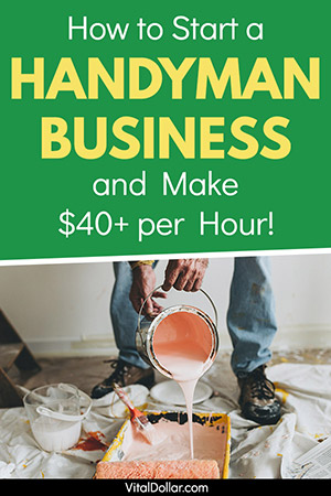 How to Start a Handyman Business - Great Side Hustle