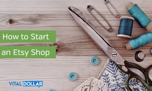 How to Start an Etsy Shop: for Beginners