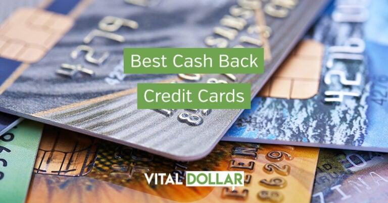 The Best Cashback Credit Cards (2021)