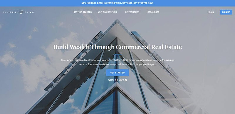 DiversyFund Review Build Wealth Through Real Estate