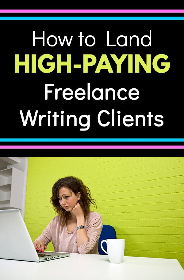 How to Land High-Paying Freelance Writing Clients. Freelancing can be a great side hustle to make extra money or full-time business that can replace a traditional job. This article was written by a freelance writer who has gone from $0 - $6,000+ income per month in just 9 months! He\'s on pace to be a six-figure earner very soon, and he earns $200 - $750 per article. Follow these tips and tricks to make more money. #sidehustle #makemoney #makemoneyonline #freelancing