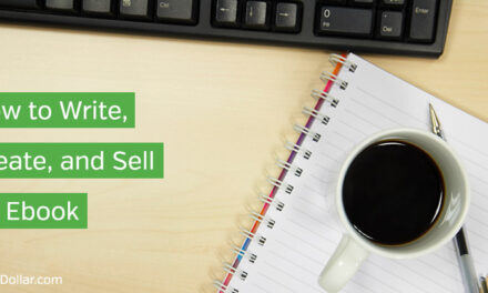 How to Write, Create, and Sell an Ebook
