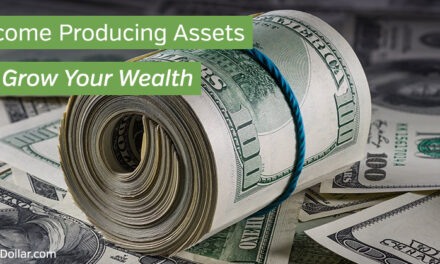 17 Income Producing Assets to Grow Your Wealth