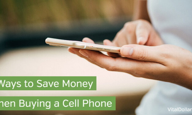 7 Ways to Save Money When Buying a Cell Phone