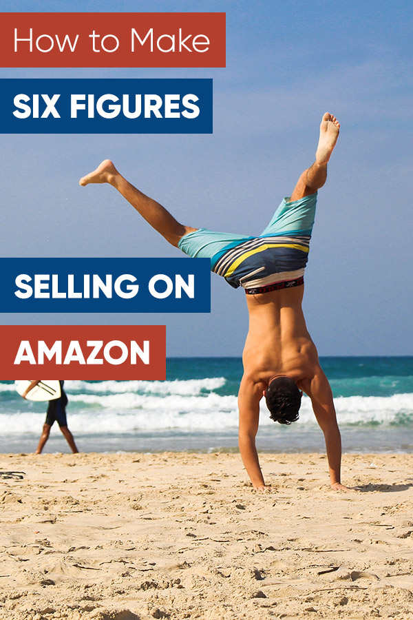 How to Sell on Amazon FBA - The Complete Guide to Starting a Private Label Brand. Learn how to start a profitable side hustle that could turn into a full-time income. This article shares the story of how my wife and I made a six-figure income with our side hustle, selling products on Amazon. The article also shows the steps to take if you want to start selling on Amazon for extra money, or to build a legit business. #ecommerce #entrepreneur #sidehustle #makemoney