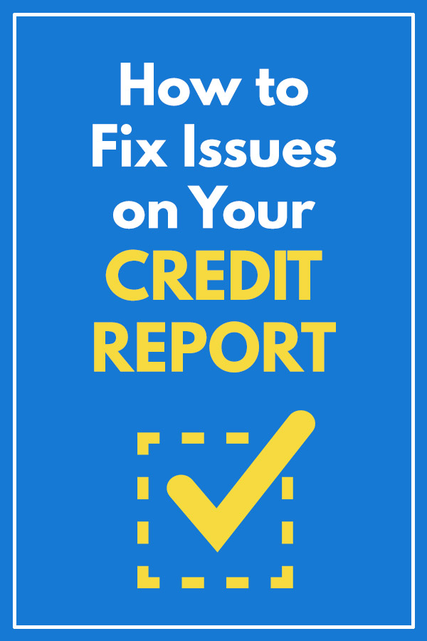 How to Get a Copy of Your Credit Report and Fix Any Errors. Be sure to check your credit report occasionally to look for any errors or inaccuracies. This article shows how to get a free copy of your credit report, get your credit score for free, and get free credit monitoring. It also talks about what you should look for when you are checking your credit report and how to contact the bureau to dispute anything that is wrong. #credit #personalfinance #money #debt