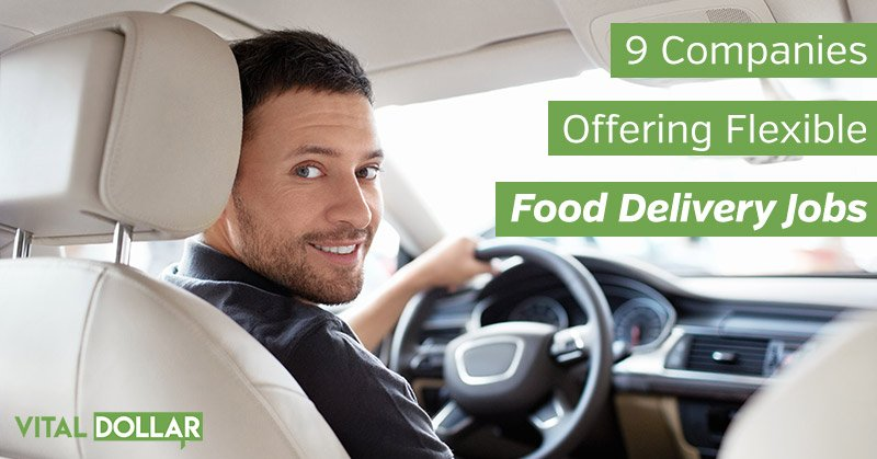 Food Delivery Jobs