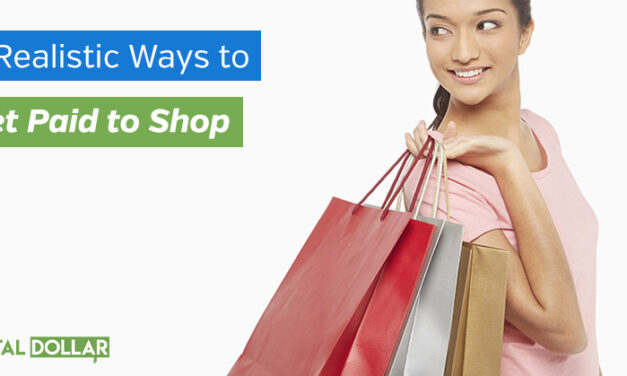5 Realistic Ways to Get Paid to Shop