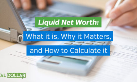 Liquid Net Worth: What it is, Why it Matters, and How to Calculate It