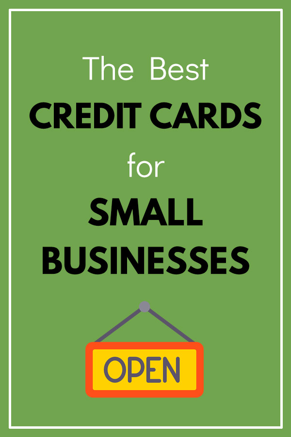The Best Credit Cards for Small Businesses (2019). Maximize your cash back and/or travel rewards by using one of the best business credit cards. If you\'re a freelancer or business owner you can use a business credit card to keep your business and personal expenseses separate. Check out this list for top cashback, signup bonuses, low annual fees, special perks and offers, and more. #creditcards #smallbusiness #credit #finance #personalfinance #money