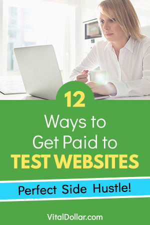 Get Paid to Test Websites from Home