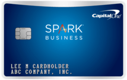 Capital One Spark Miles Select
