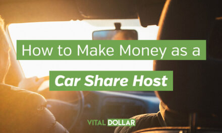 How to Make Money with Car Sharing (Insight from a Successful Car Share Host)
