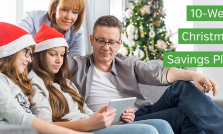 10-Week Christmas Savings Plan