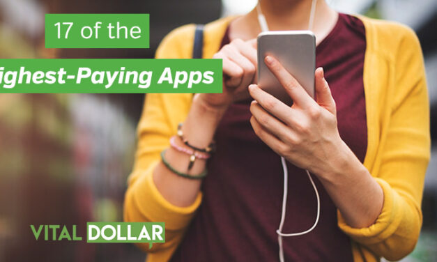 17 of the Highest-Paying Apps