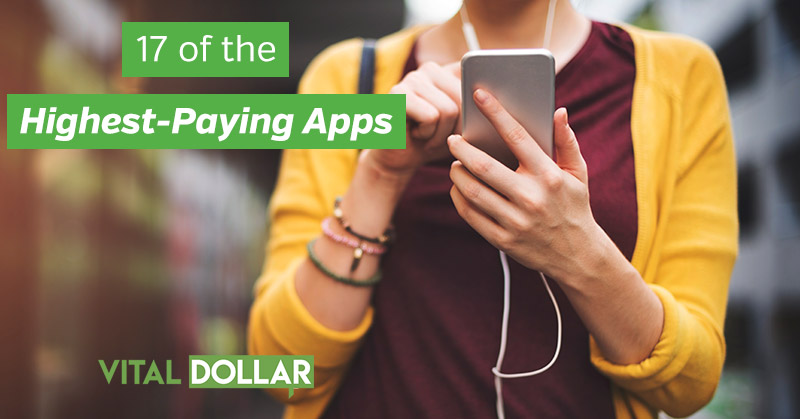 17 of the Highest Paying Apps