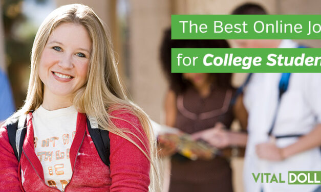 15 of the Best Online Jobs for College Students