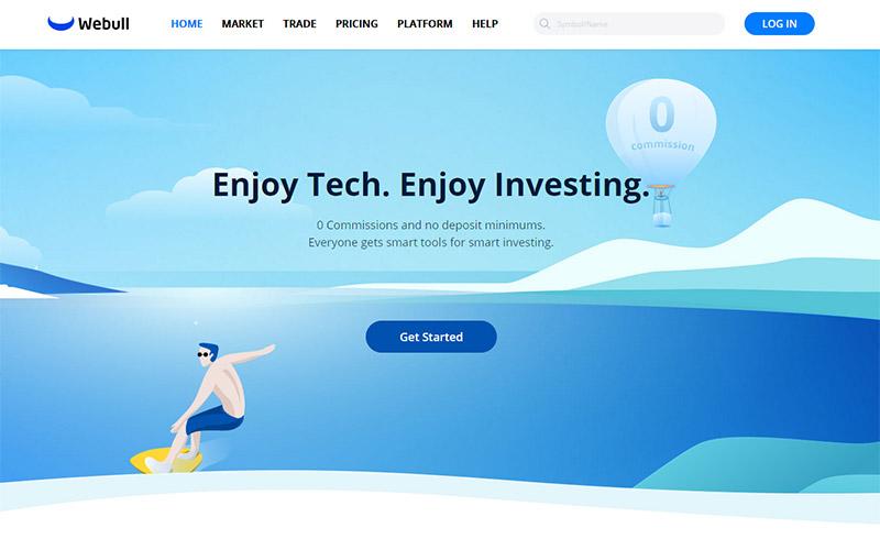 Webull Investing App