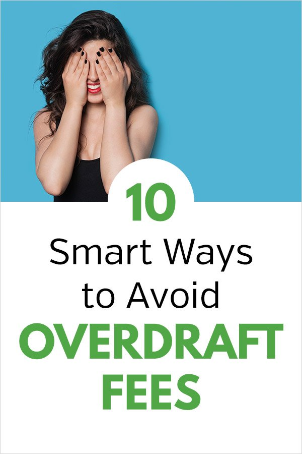 10 Smart Ways to Avoid Overdraft Fees. Tips to prevent bounced checks and overdrawing your checking account. Opt out of overdraft protection, link a savings account to your checking account, use Brigit, monitor your accounts closely, don\'t use debit cards at gas stations, cushion your account, create a budget, use auto payments, deal with overdrafts quickly when they happen, get your overdraft fees waived. #money #personalfinance