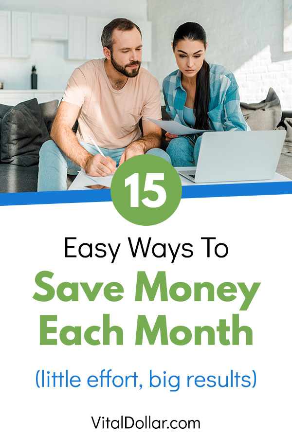 15 Little Changes That Will Have a BIG Impact on Your Budget. Follow these tips to free up more money in your family, household, or personal budget each and every month. Best of all, these are easy things that you can do quickly with little effort. #budgeting #budget #personalfinance #money