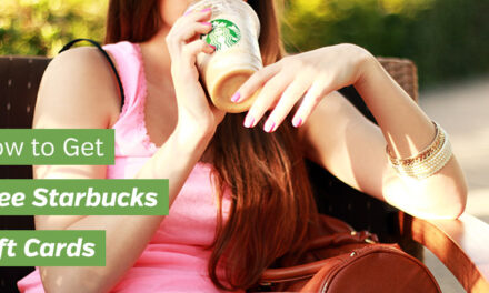 10 Easy Ways to Get Free Starbucks Gift Cards