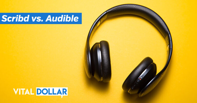 Scribd vs. Audible: Which is the Best Platform for Audiobooks?