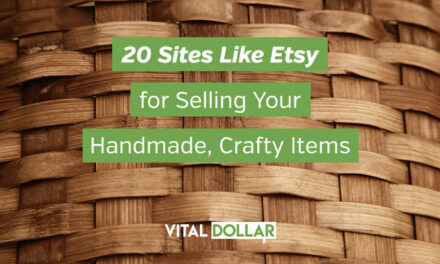 20 Sites Like Etsy for Selling Your Handmade, Crafty Items