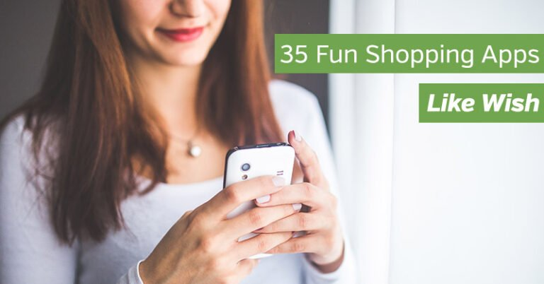 35 Apps Like Wish for Great Shopping Deals