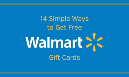 14 Simple Ways to Get Free Walmart Gift Cards