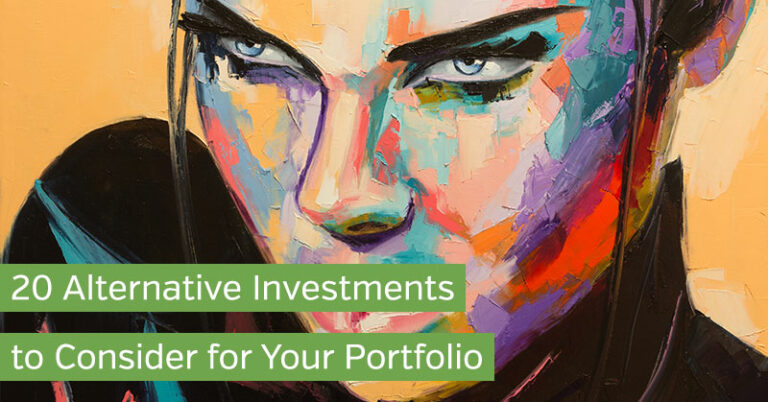20 Alternative Investments to Consider for Your Portfolio