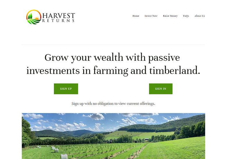 Harvest Returns