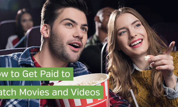 How to Get Paid to Watch Movies and Videos