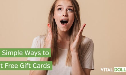 20 Simple Ways to Get Free Gift Cards to Your Favorite Stores and Websites