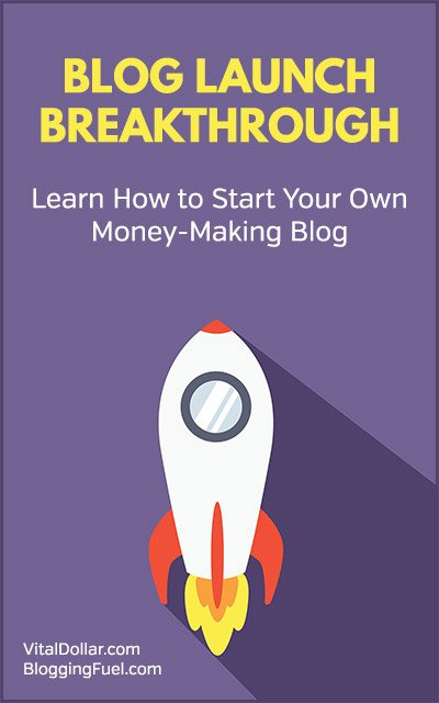 Blog Launch Breakthrough