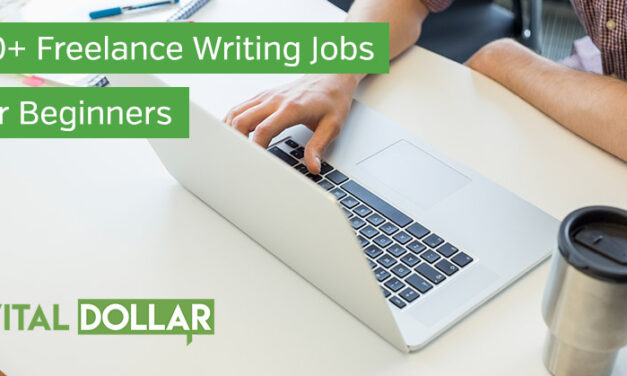 20+ Freelance Writing Jobs for Beginners