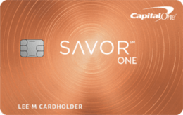Capital One SavorOne