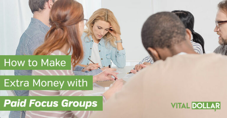 How to Make Extra Money with Paid Focus Groups