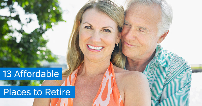 Affordable Places to Retire