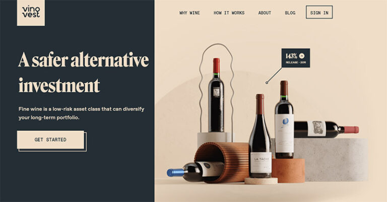 Vinovest Review: The Easy Way to Invest in Wine