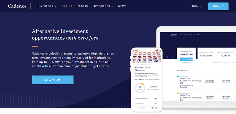 Cadence Alternative Investments Review