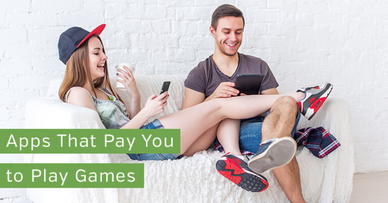 15 Apps That Pay You to Play Games
