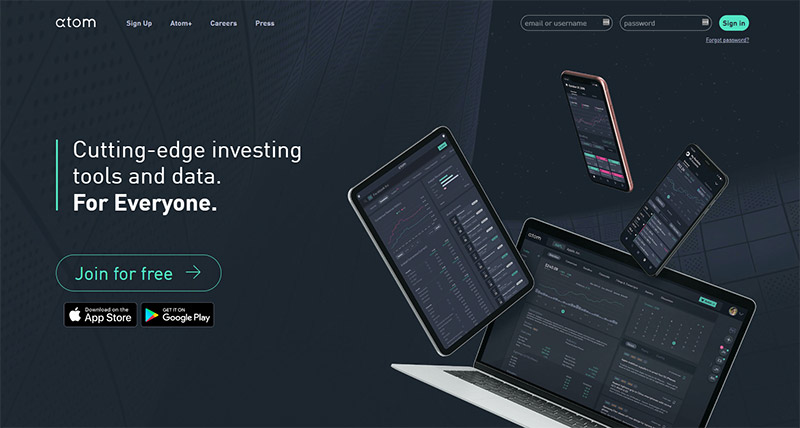 Atom Finance