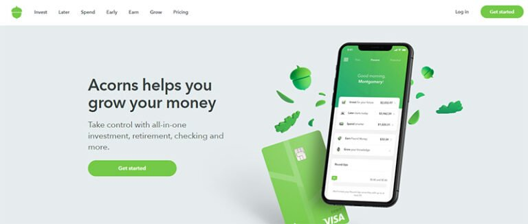 Acorns Review: Automated Savings and Micro Investing