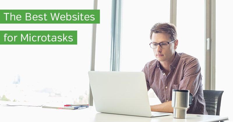 The Best Websites for Microtasks