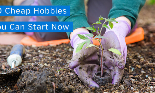 50 Cheap Hobbies That You Can Start Now