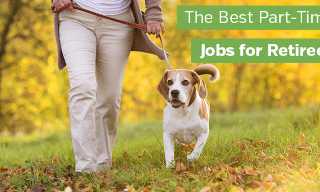 21 of the Best Part-Time Jobs for Retirees