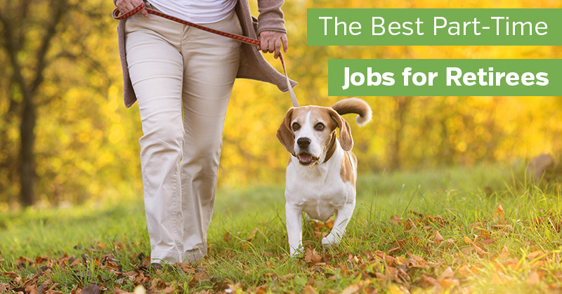 The Best Jobs for Retirees