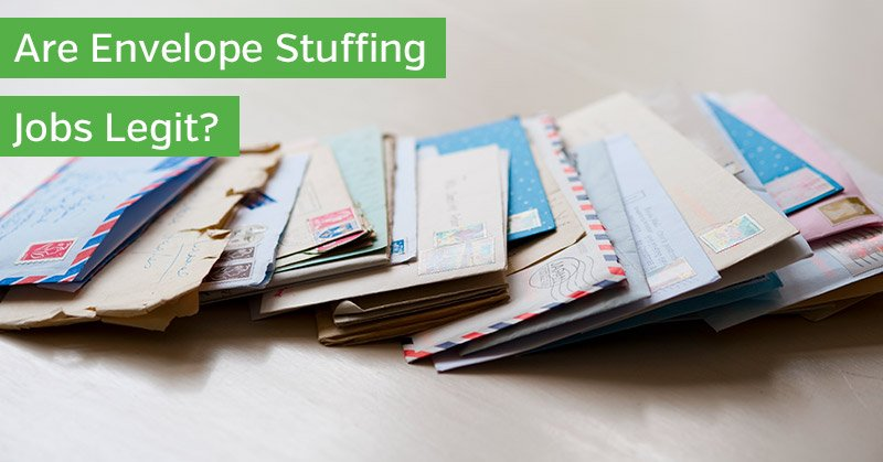 Envelope Stuffing Jobs