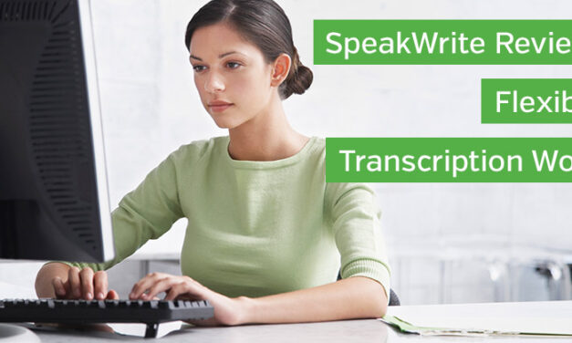 SpeakWrite Review: Is It a Legit Way to Make Money?
