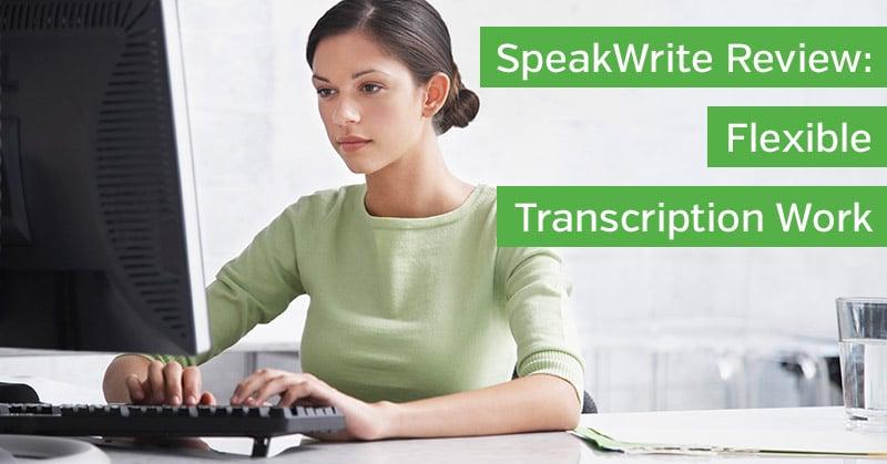 SpeakWrite Review
